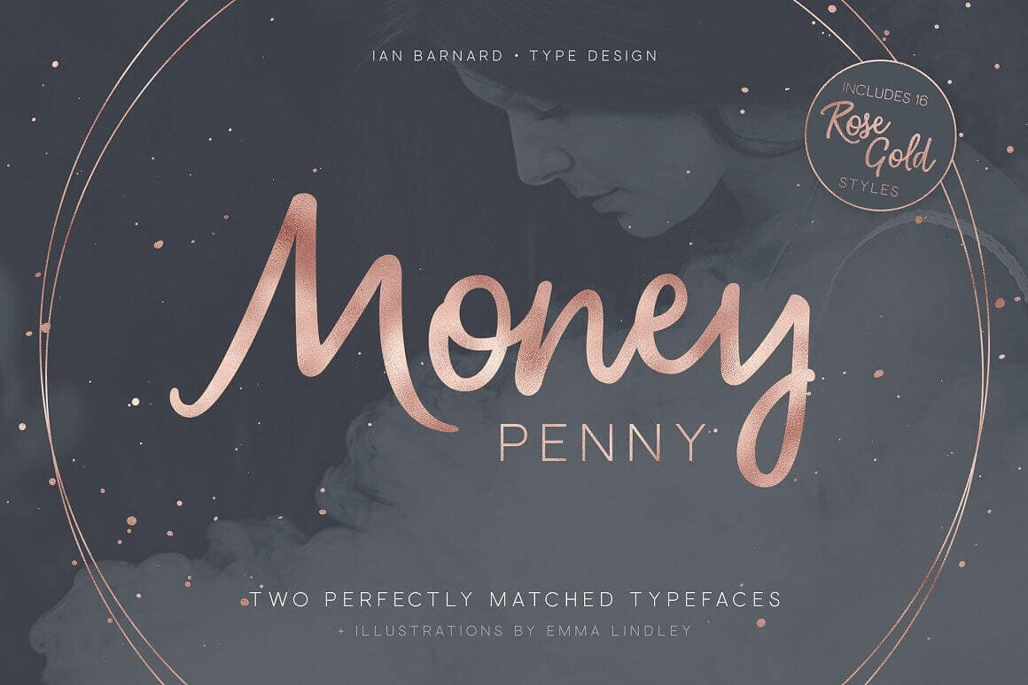 Best Fonts For Logos: Money Penny