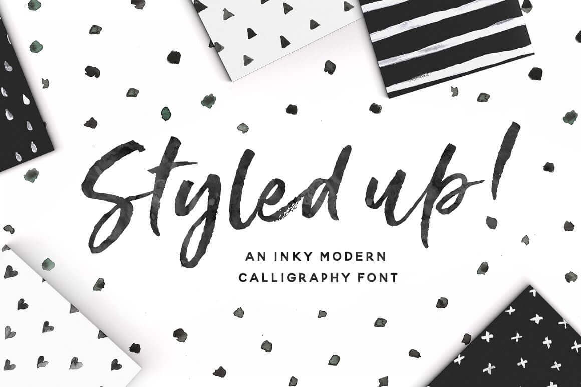 Best Fonts For Logos: Styled Up